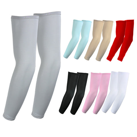 c727b48a4a The Elixir Golf Compression Arm Sleeve (Full Length) UV Protective  Anti-slip Arm