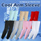 Golf Compression Arm Sleeve (Full Length) UV Protective Anti-slip Arm Cover (Pack of 6 Pairs)