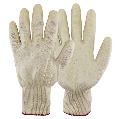 White Latex Dipped Nitrile Coated Work Gloves Safety Working Gloves, Made in Korea
