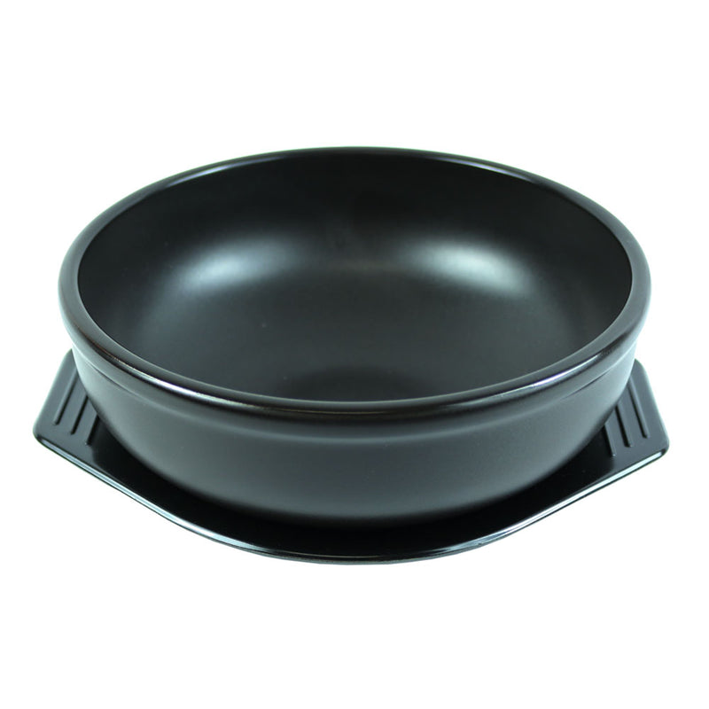 "Ceramic Extra Large Ramen Udon Donburi Bowl Noodle Bowl Korean Bibimbap Bowl, 8"" Diameter Ceramic Sushi Rice Bowl"