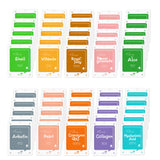 30/40 Combo Collagen Essence Full Face Facial Mask Sheet for All Skin Type