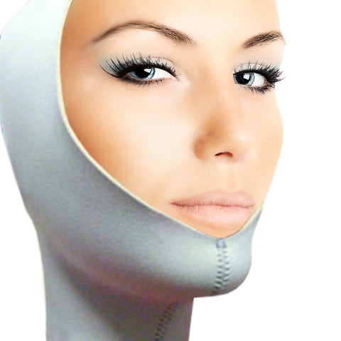 Anti Wrinkle V-Line Face Lifting Slimmer Chin Lift Band Anti-Aging Mask The Elixir Beauty
