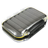 Elixir Fishing Fly Fishing Waterproof Fish Lure Hook Bait Tackle Box Case