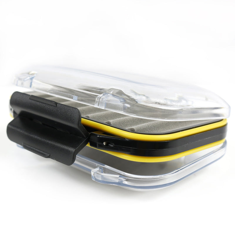 Fishing Fly Fishing Waterproof Fish Lure Hook Bait Tackle Box Case