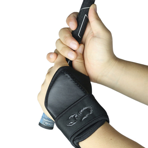The Elixir Golf SCORPION WRIST BRACE BAND Golf Traing Aids Swing Trainer
