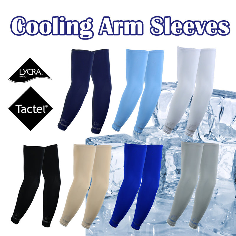 Naska Arm Sleeves UV Protect Arm Cooling Sleeves