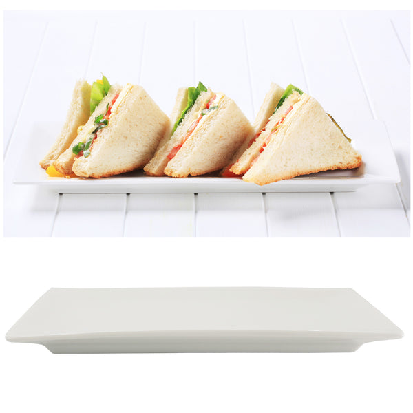 10-inch Ceramic Porcelain Appetizer Salad Dessert Dinner Plates Serving Platters