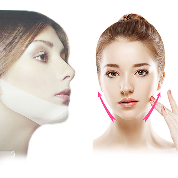 V-line Lifting Chin Care Patch Chin Up Face Lift Reducing Double Chin