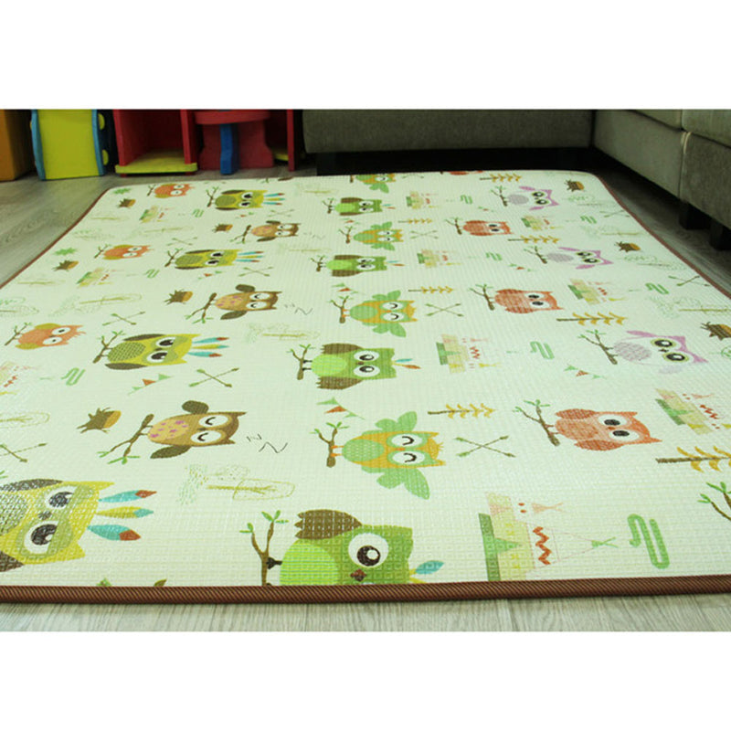 Baby Play Mat Foam Floor Gym - Non-Toxic Non-Slip Reversible Double Sided Waterproof Floor Mat