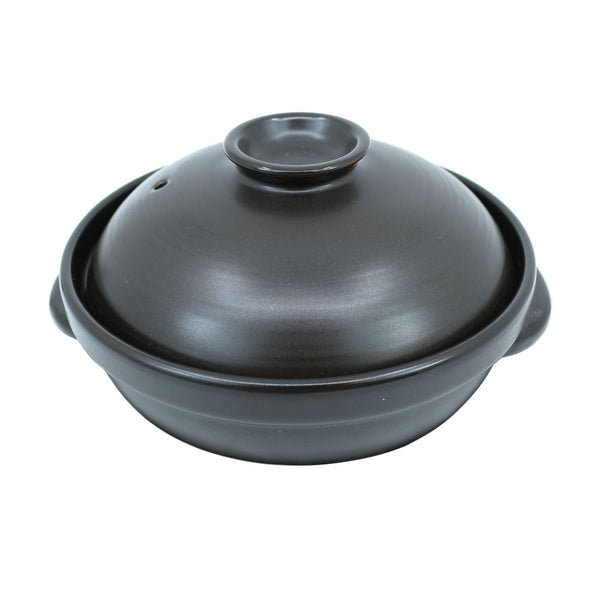 Korean Premium Ceramic Cooking Hot Pot DolSot Bibimbap Stone Bowl Earthenware Korean Soup Food with Lid