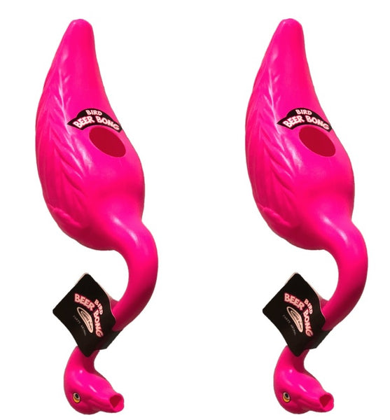 Flamingo Bird Bong