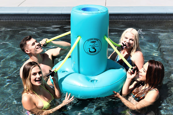 Hydra Bong - World's 1st Inflatable Beer Bong