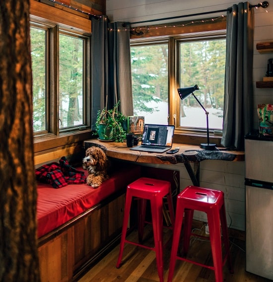 Essential Cabin Curtain Ideas