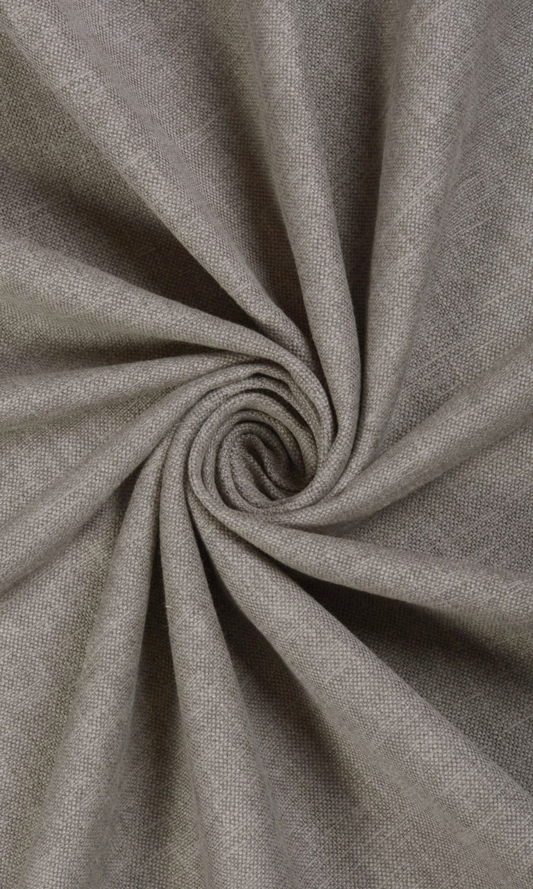 Modern Textured Grey Drapes Drapery Curtains Image I Extra Long