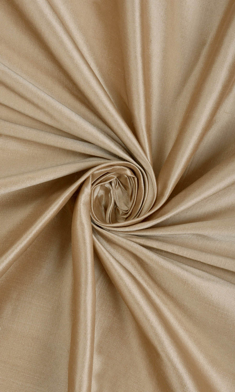 Bespoke Silk Drapes I Extra Long
