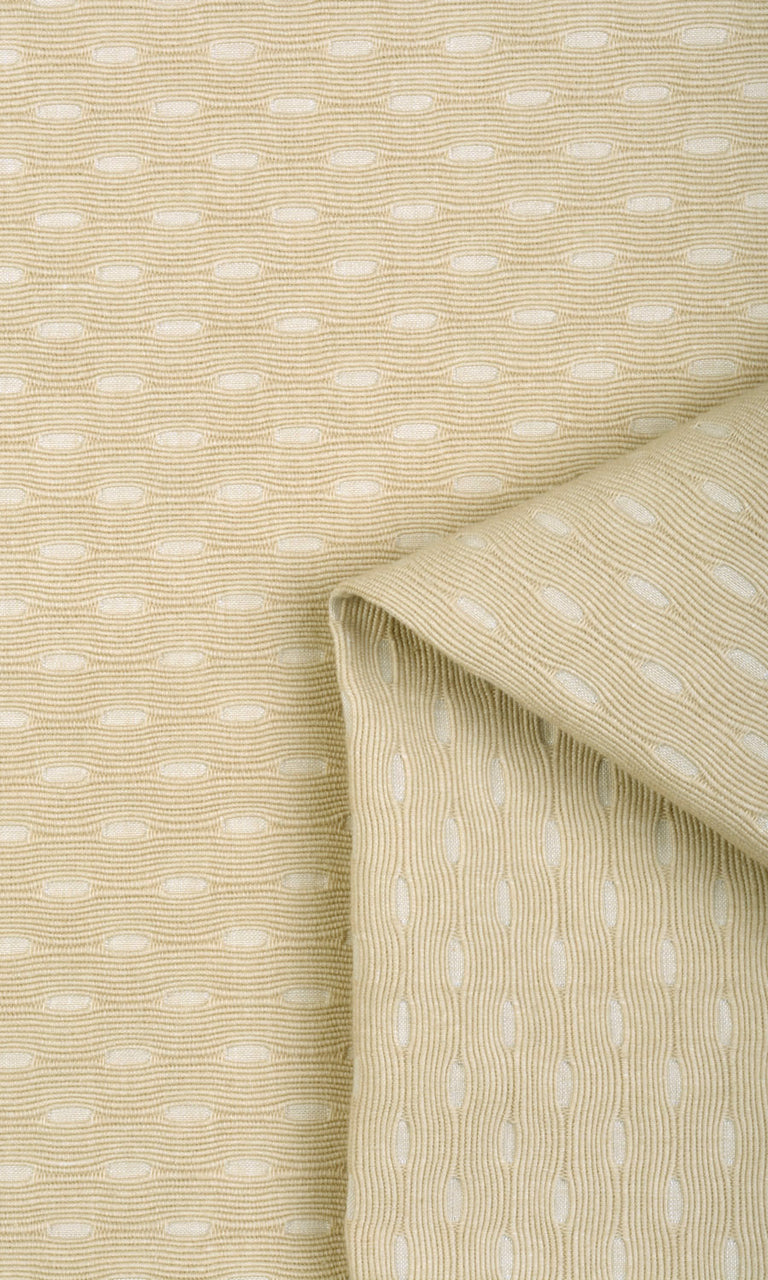 Beige custom cotton curtains image. Short Length Curtains