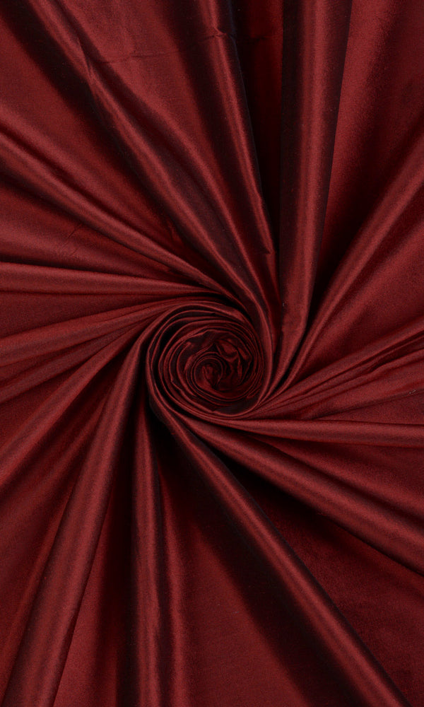 Extra Wide I Silk Pinch Pleat Curtains