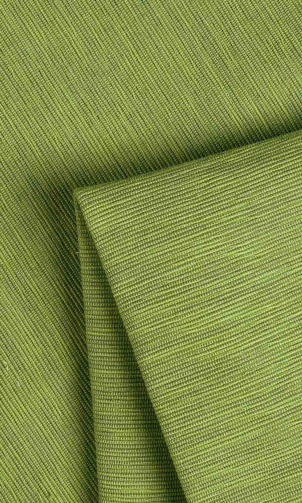 Extra Wide I green custom cotton curtains image