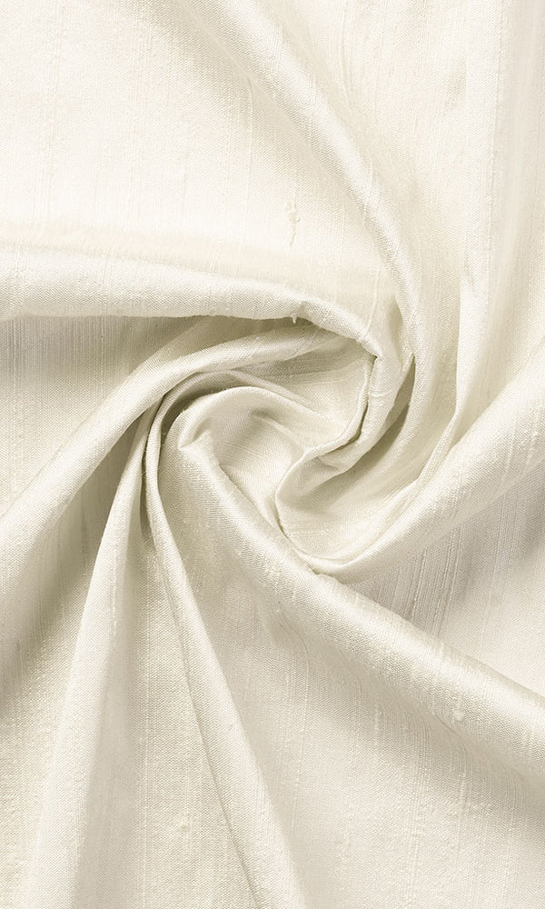 Cream Pure Silk Curtains I Handstitched and Shipped for Free I Custom Window Drapes