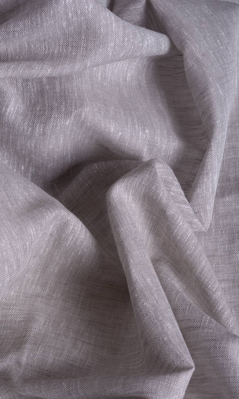 Plain grey sheer curtains. Narrow Curtains.