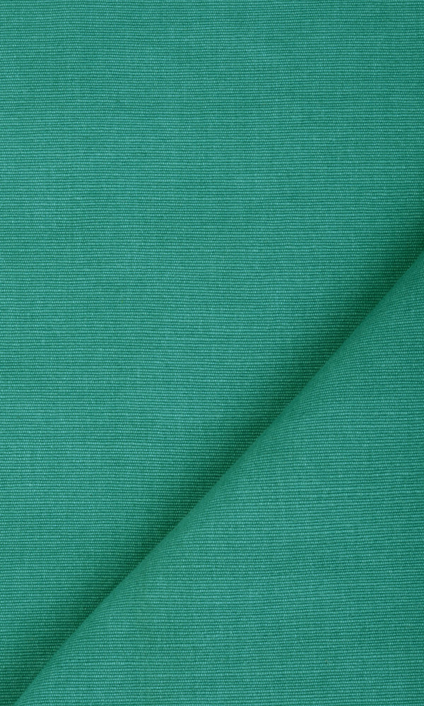 green custom cotton curtains image I Extra Long
