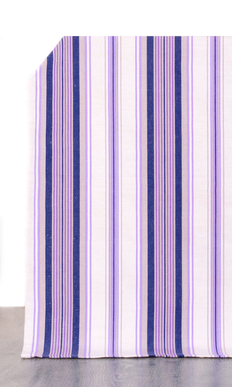 Striped Cotton Curtains