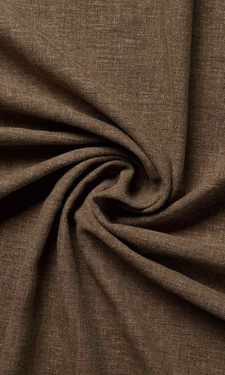 Khaki Brown custom Curtains
