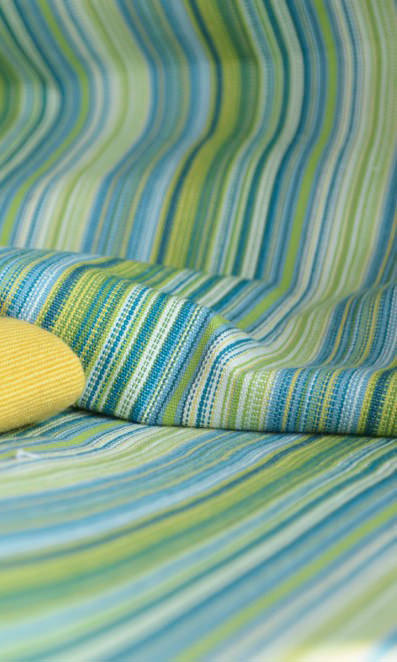 Extra Wide I Blue green or yellow custom cotton curtains image