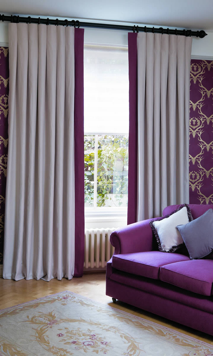 border curtains image