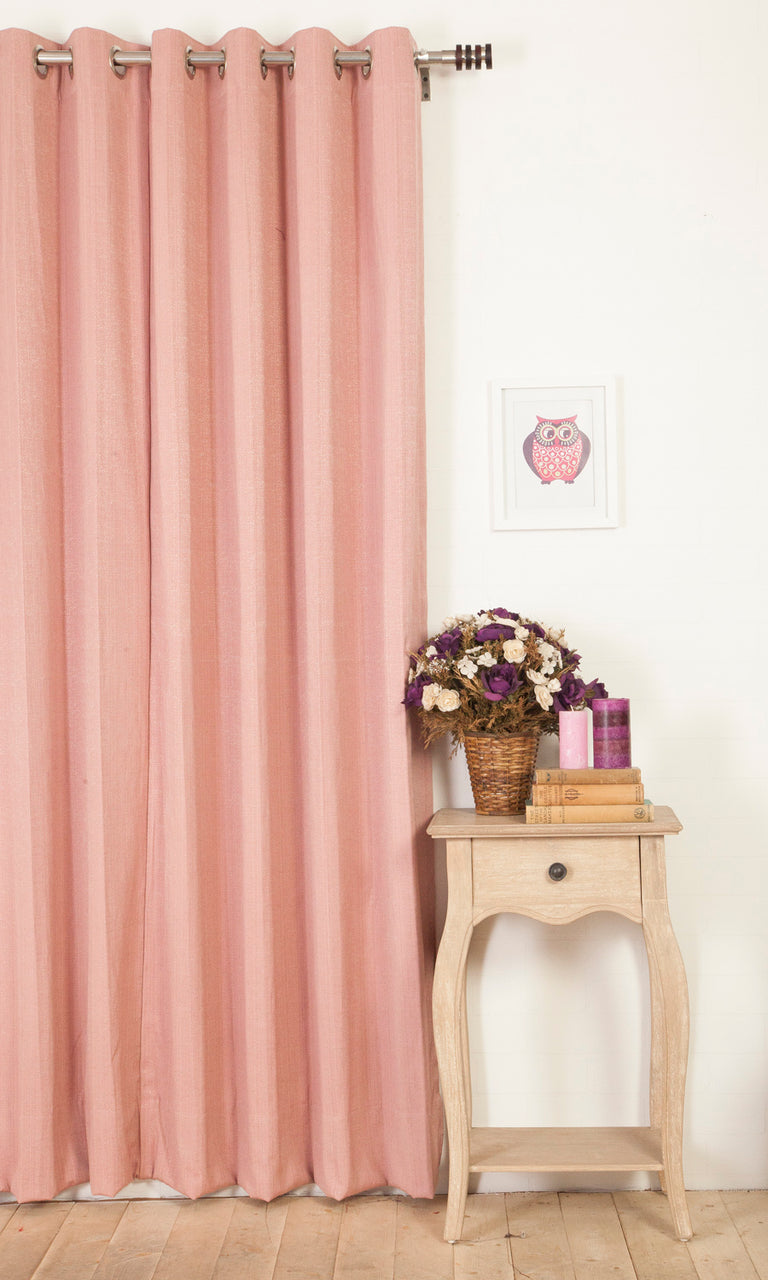 pink custom curtains image. Narrow Curtains.