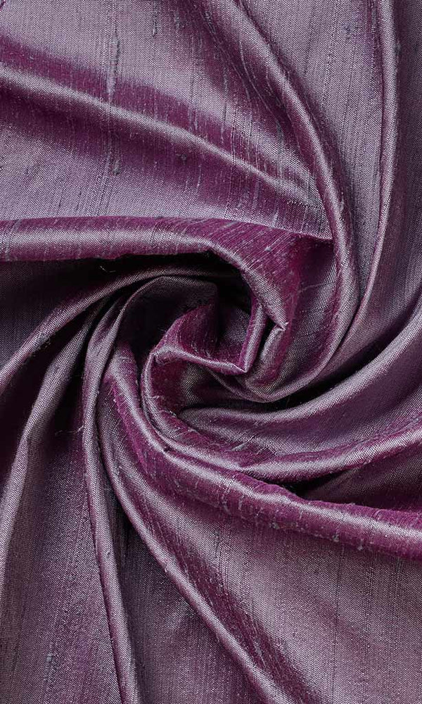 Purple Dupioni Silk Curtains I Handstitched and Shipped for Free I Window Curtains