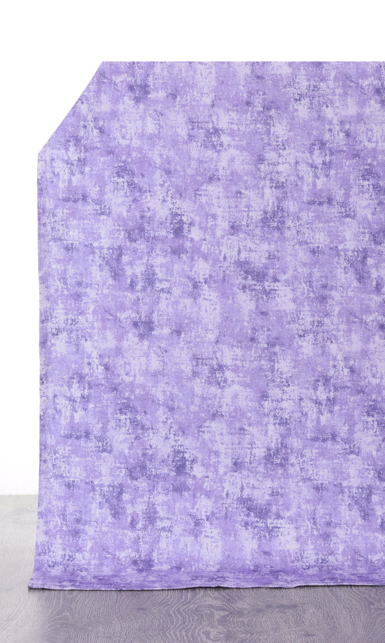 Purple Water Art Print custom Curtains