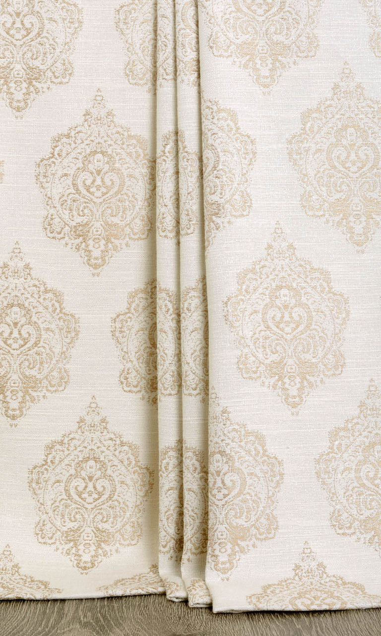 French pinch pleat curtains I Extra Long