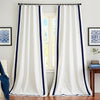 'Inspired' Curtains with Banding