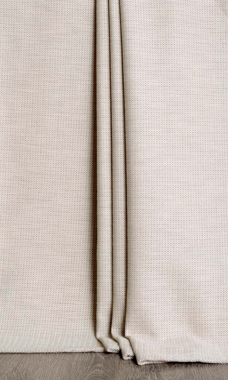 Textured Custom Length Curtains