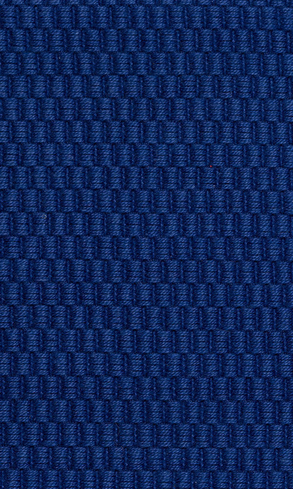 sea blue custom cotton curtains image