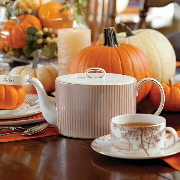 Five Teas Perfect for Fall