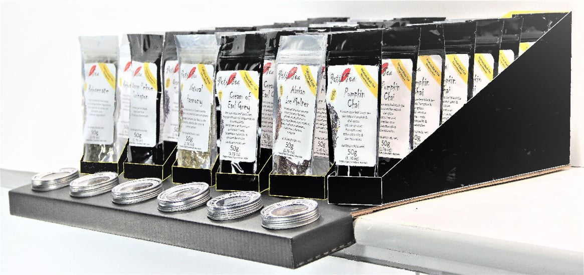 Loose Leaf Tea Pouches