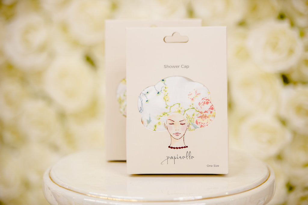 Pre Wedding Essentials Shower Cap
