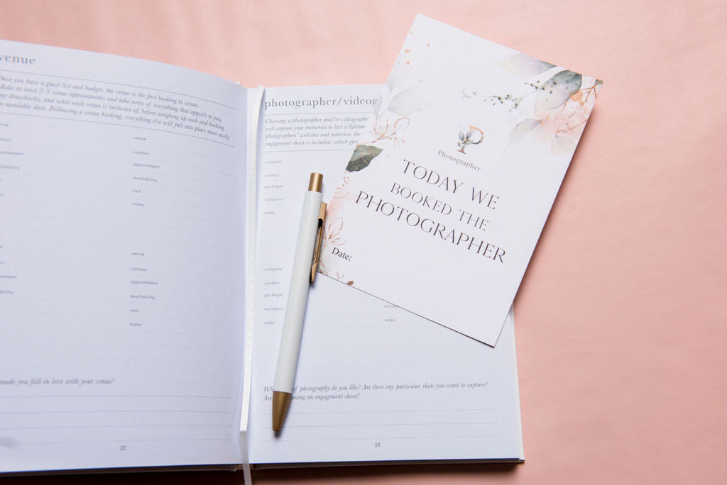Planner + Milestone Cards Bundle
