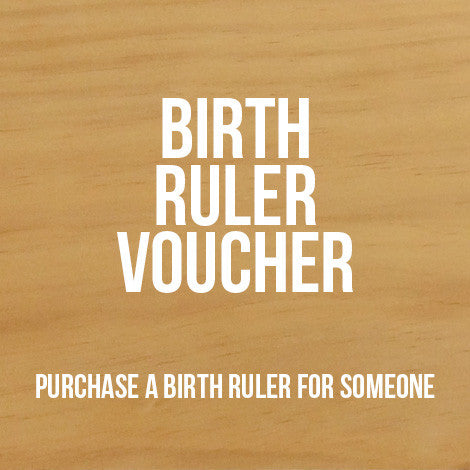 Voucher - Birth Ruler