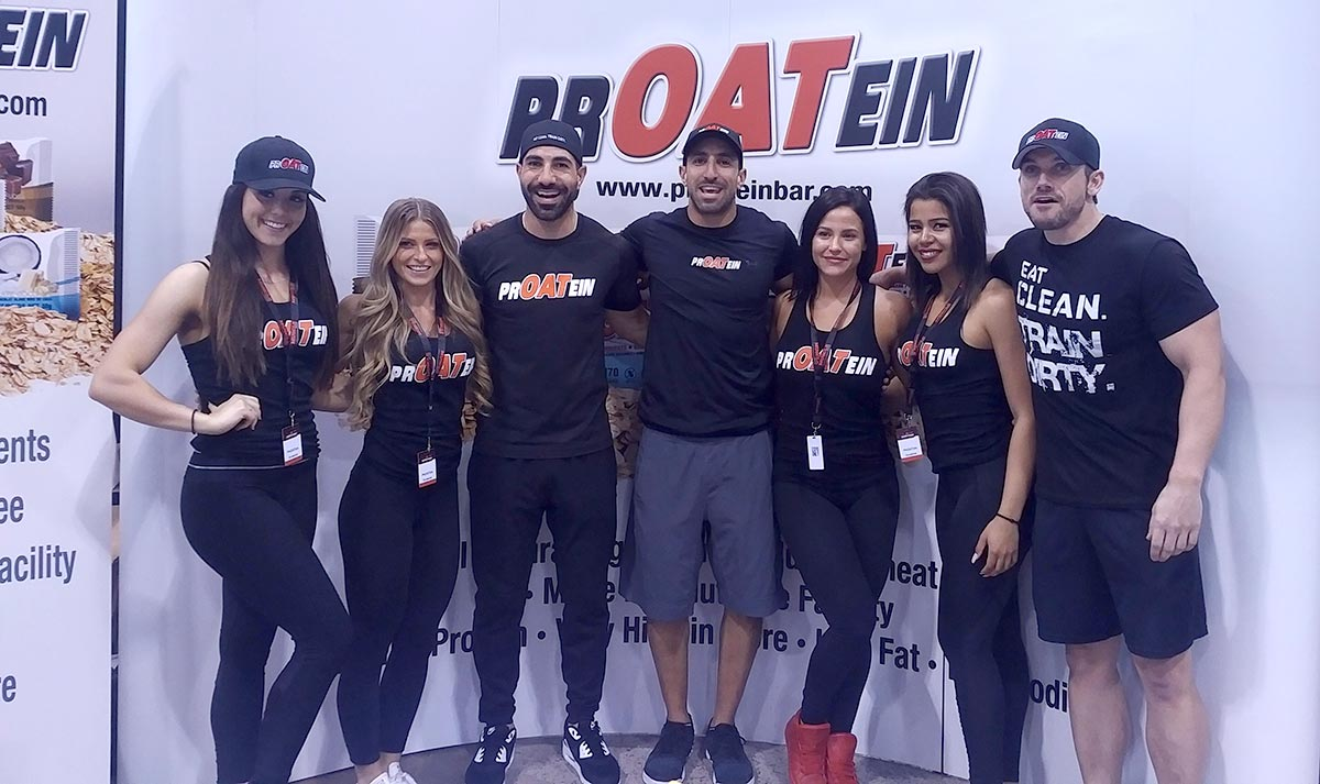 PrOATein Bar Team