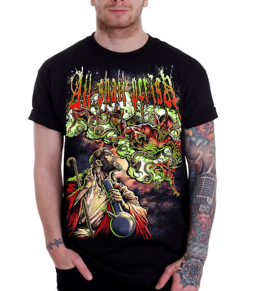 All Shall Perish - Higher Power T-Shirt