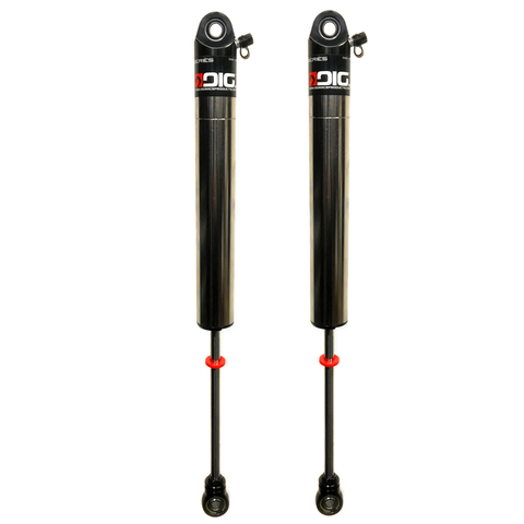 "9"" Flight Series Steel Body Rear Shock Package (Choose Your Track)"