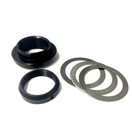 Lock Out Nut Assembly with Divider/Thrust Bearing - Pilot Series Shock