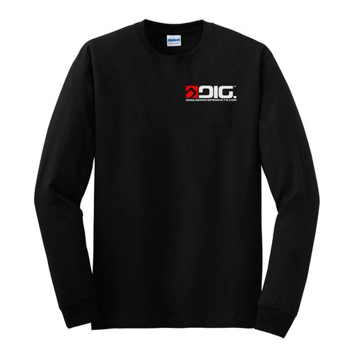 Men's Dig™ Left Chest Logo Long Sleeve Shirt