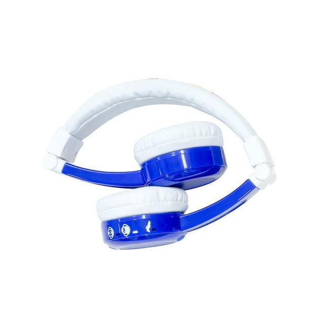 Folded BuddyPhones InFlight HeadPhones