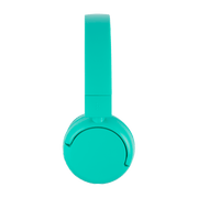 BuddyPhones POP Turquoise Headphones