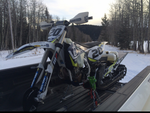 Bike Binderz Snowbike / Dirt-Bike kit