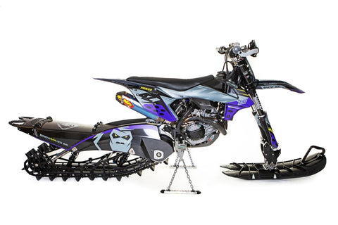 Snow Bike/ Dirt Bike Conversion kit